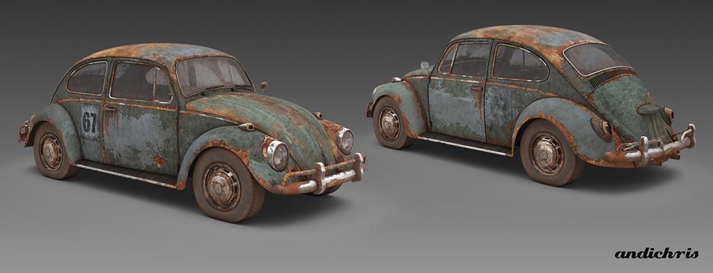 VW_rusty